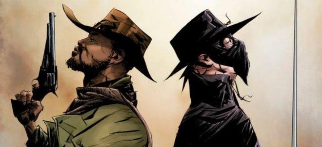 Cao bồi Django hợp tác cùng hiệp sĩ Zorro trong phần 2?
