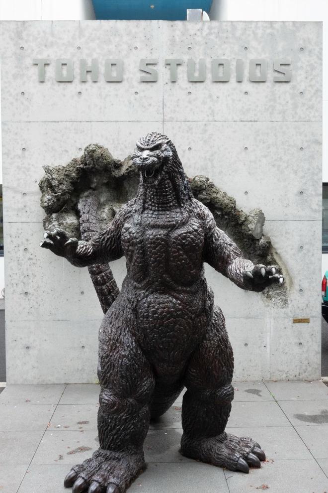 Những điều thú vị bên trong Bảo tàng quái thú Godzilla