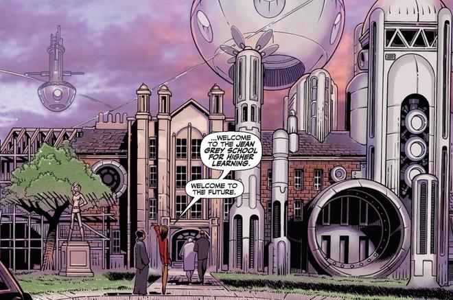 Nhung chi tiet thu vi an giau trong 'X-Men: Phuong hoang Bong toi' hinh anh 13
