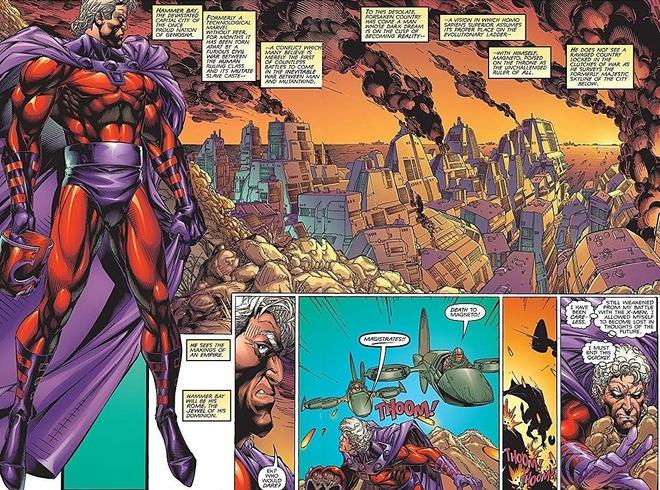 Nhung chi tiet thu vi an giau trong 'X-Men: Phuong hoang Bong toi' hinh anh 9