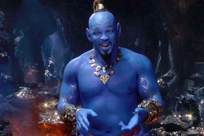 Voi 'Aladdin', Will Smith tiep tuc khang dinh vi the ngoi sao hinh anh 1