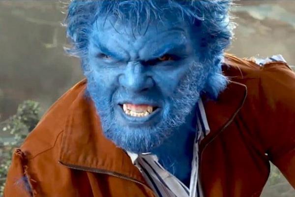 Di nhan Beast cua 'X-Men' tung suyt co phim rieng hinh anh 1