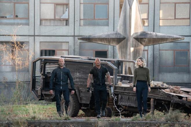 Lieu 'Fast & Furious' co the pha vo the doc ton cua Disney trong 2019? hinh anh 2