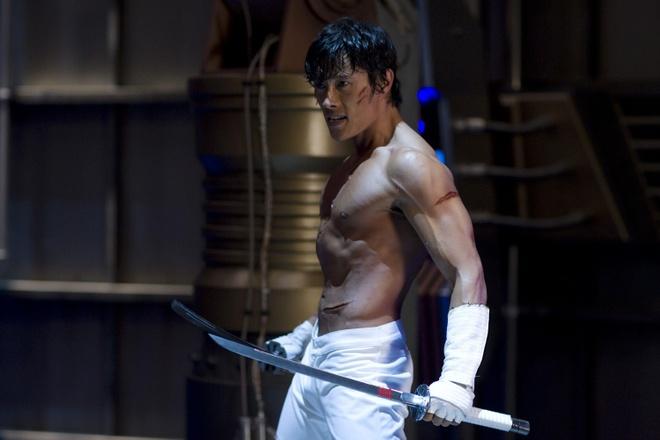 Lee Byung-hun chia tay vai ninja trong 'G.I. Joe' hinh anh 2