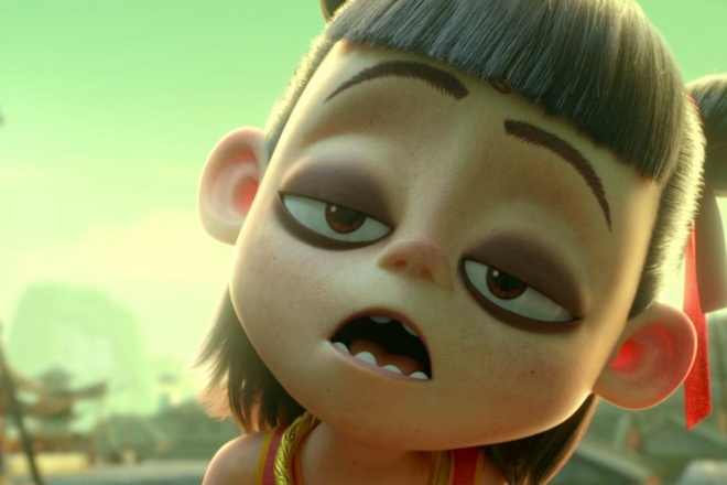 Trailer bo phim 'Na Tra: Ma dong giang the' hinh anh