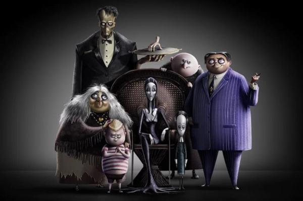 Trailer bo phim 'Gia dinh Addams' hinh anh