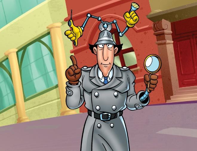 Disney ruc rich lam moi 'Thanh tra Gadget' hinh anh 1