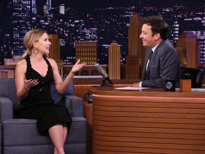 Scarlett Johansson khang dinh Black Widow da chet hinh anh 1