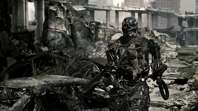 Nhom nguoi may huy diet den tu loat phim 'Terminator' hinh anh 2