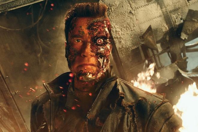 Nhom nguoi may huy diet den tu loat phim 'Terminator' hinh anh 4