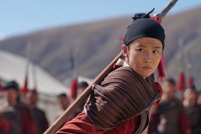 phim Mulan anh 1