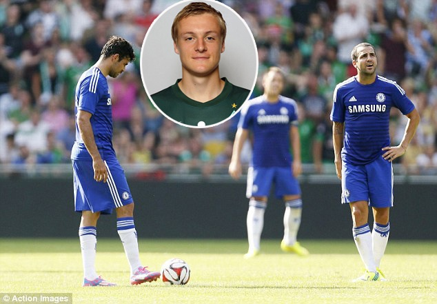 Em trai Toni Kroos lap cong khien Chelsea thua tan tac hinh anh