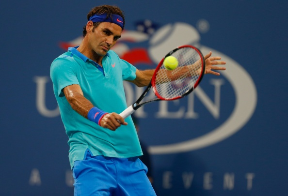 Federer nguoc dong di tiep sau tran dau keo dai hon 4 tieng hinh anh