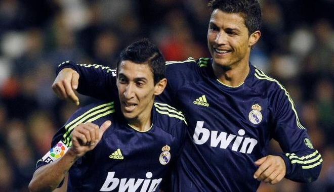 Di Maria: 'Toi tung co o lai Real vi Ronaldo' hinh anh