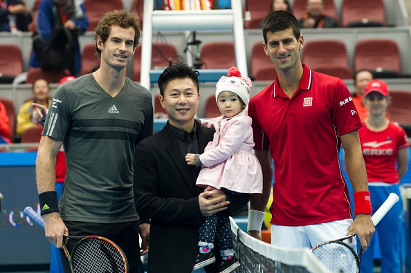 Ha guc Murray, Djokovic vao chung ket China Open hinh anh 1