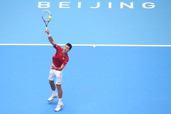 Ha guc Murray, Djokovic vao chung ket China Open hinh anh 2