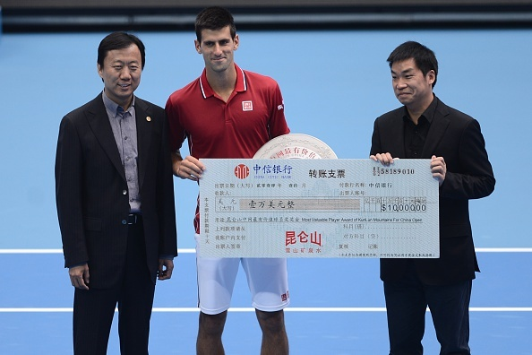 Ha guc Murray, Djokovic vao chung ket China Open hinh anh 6