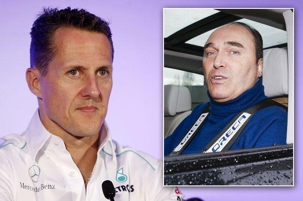 Huyen thoai Schumacher van liet tu chi va khong the noi hinh anh