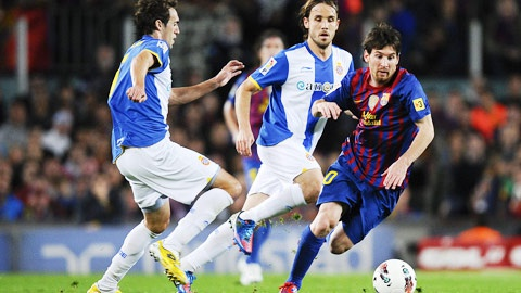 Barcelona - Espanyol: Nghien nat Espanyol hinh anh 1