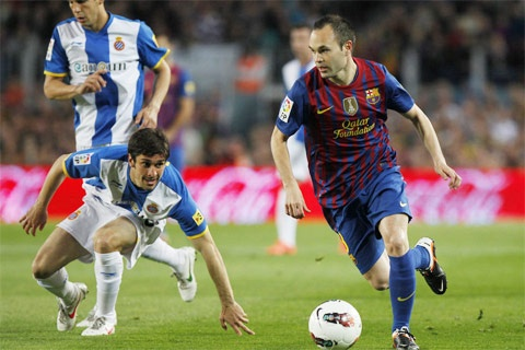 Barcelona - Espanyol: Nghien nat Espanyol hinh anh 2