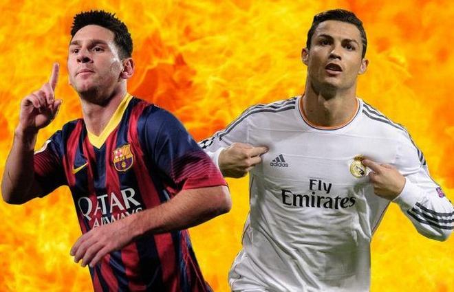 Nhung khoanh khac dang nho cua Ronaldo va Messi nam 2014 hinh anh