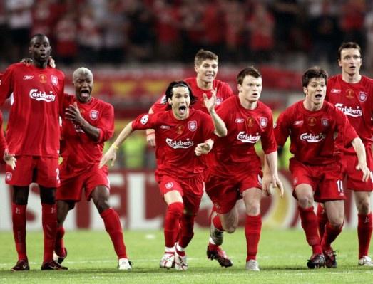 Doi hinh Liverpool vo dich Champions League 2005 gio ra sao? hinh anh