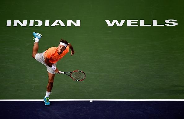 Vong 2 Indian Wells 2015: Federer 2-0 Schwartzman hinh anh