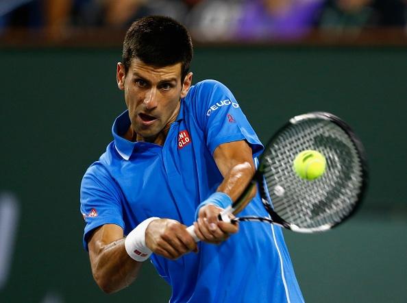Djokovic, Murray nhoc nhan vao vong 4 Indian Wells hinh anh
