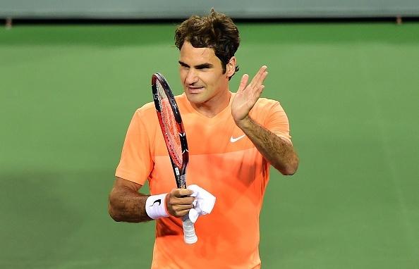 Federer, Nadal toc hanh vao vong 4 Indian Wells hinh anh