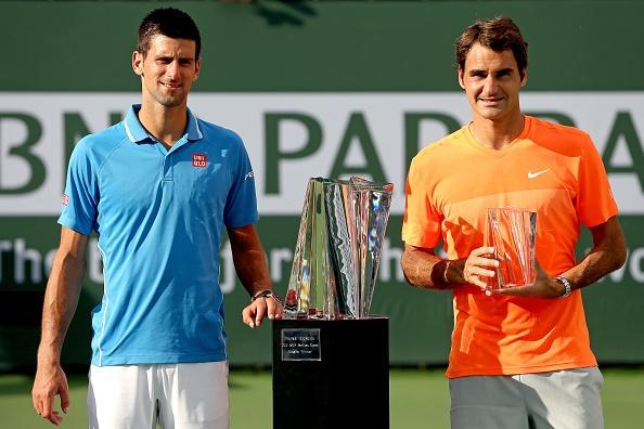 Ha guc Federer, Djokovic dang quang Indian Wells hinh anh