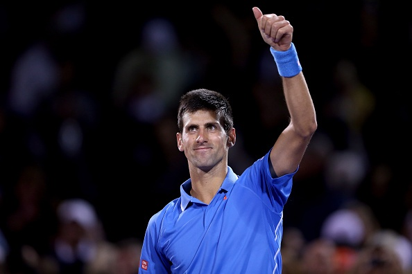 Djokovic nhe nhang vao vong 4 Miami Masters hinh anh
