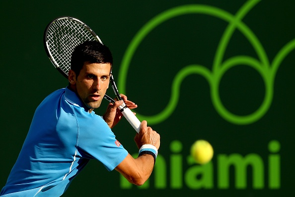 Vong 3 Miami Masters 2015: Djokovic 2-0 Darcis hinh anh