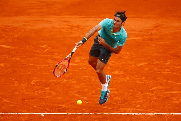 Vong 2 Monte Carlo Masters: Federer 2-0 Chardy hinh anh