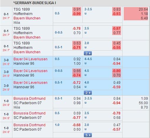 Bayern thang kem an tuong, Dortmund ha Paderborn 3-0 hinh anh 14