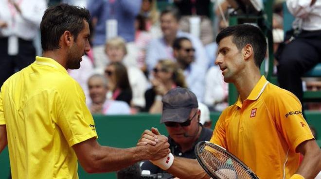 Tu ket Monte Carlo Masters 2015: Djokovic 2-0 Cilic hinh anh
