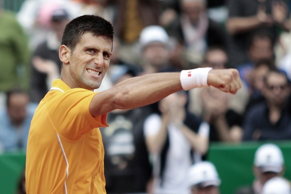 Ha dep Nadal, Djokovic lan thu 4 du chung ket Monte Carlo hinh anh