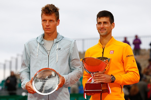 Vo dich Monte Carlo Masters, Djokovic lap ky luc moi hinh anh 2