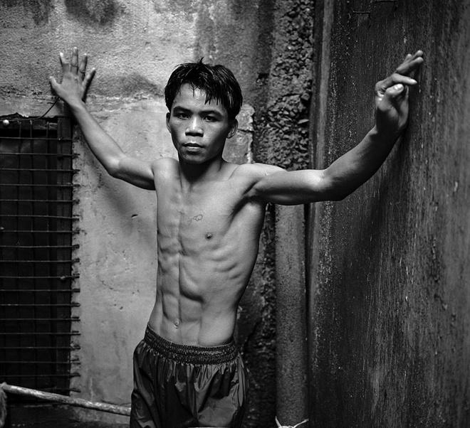 Pacquiao - tu khu pho ngheo Manila den vo dai MGM Grand hinh anh 1
