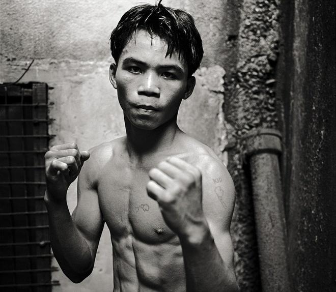 Pacquiao - tu khu pho ngheo Manila den vo dai MGM Grand hinh anh 4