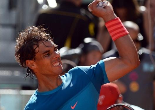 Nadal co co hoi phuc thu Berdych tai ban ket Madrid Open hinh anh