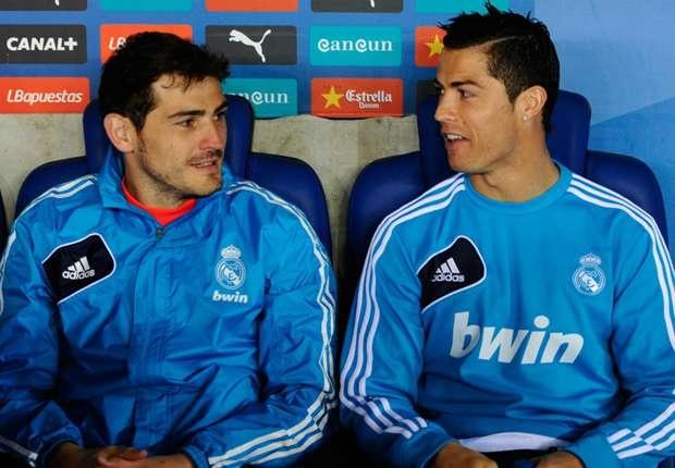 'Ronaldo va Casillas se som chia tay Real' hinh anh