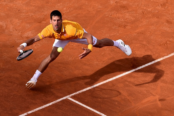 Vong 2 Rome Masters 2015: Djokovic 2-1 Almagro hinh anh