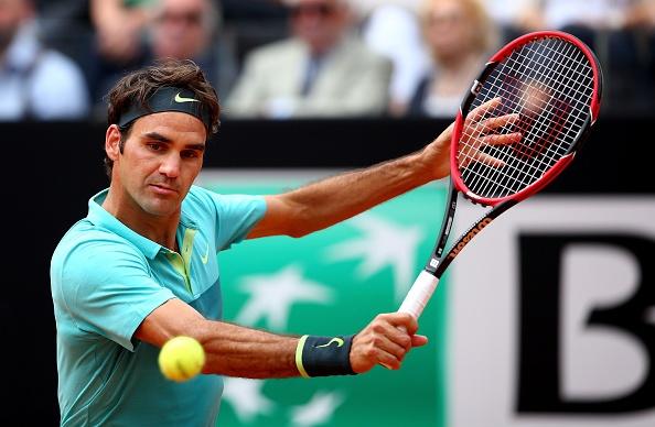 Nadal guc nga o tu ket Rome Masters hinh anh 2