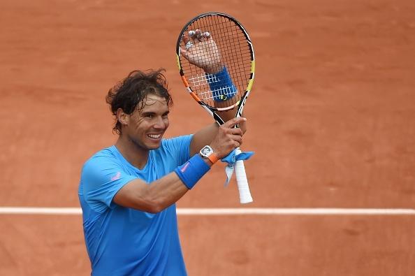 Nadal, Djokovic song hanh vao vong 2 Roland Garros hinh anh