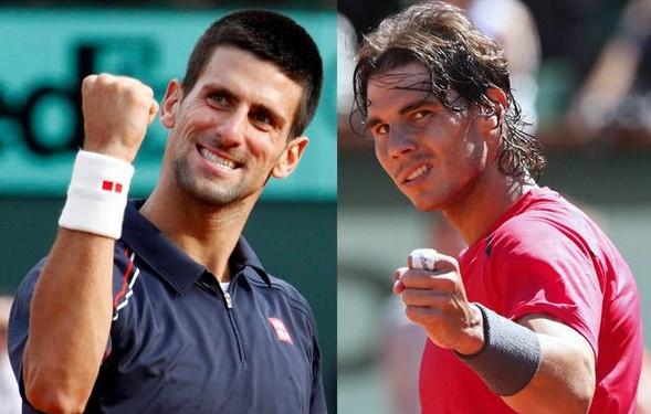 Dai chien Nadal - Djokovic tai tu ket Roland Garros hinh anh