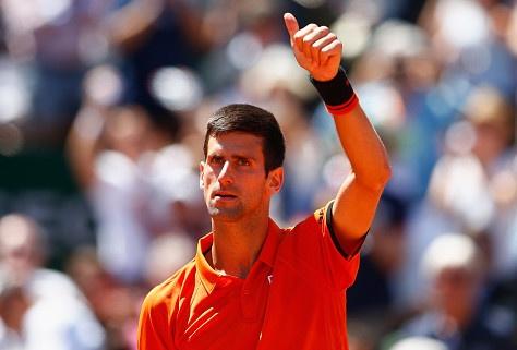 Djokovic 3-2 Murray: Chien thang cua ban linh hinh anh