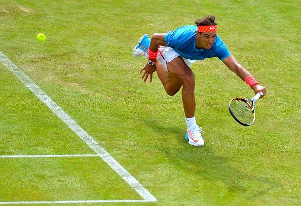 Mourinho khong vui khi chung kien Nadal bai tran hinh anh 7