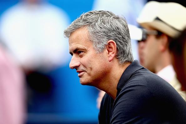 Mourinho khong vui khi chung kien Nadal bai tran hinh anh 2