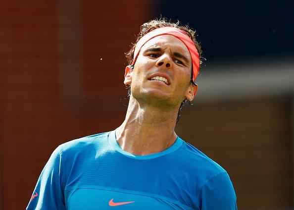 Mourinho khong vui khi chung kien Nadal bai tran hinh anh 8