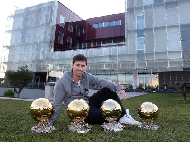 14 cau hoi thu vi nhan dip Messi buoc sang tuoi 28 hinh anh 11